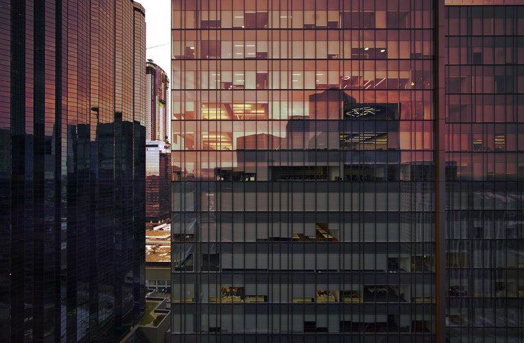 Vállalat irodaház - csoportos adózás