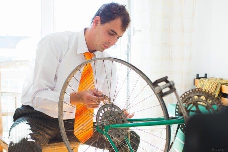 Kerékpár szerelés - NAV Karbantartás, BPION